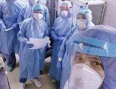 الجيش الابيض فريق التمريض بمستشفى المنشاوى العام بطنطا فى مواجهة كورونا