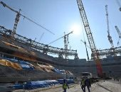 اصابات كورونا بين عمال مشاريع كأس العالم فى قطر تخطت الألاف