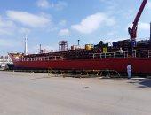 تدوال 23 سفينة بموانئ بورسعيد فى ثانى أيام العيد