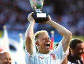 شمايكل يحتفل بمرور 28 عاما على فوز الدنمارك بكأس أمم أوروبا