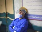 """إصابة الطبيب محمد جمال صاحب صور """"استراحة محارب"""" بفيروس كورونا.. صور"""