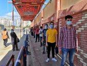 قيادات الشرطة تتفقد تأمين امتحانات الثانوية العامة في الجيزة