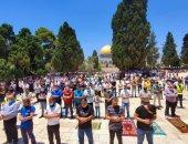 90 ألف فلسطيني يحيون ليلة القدر فى الأقصى رغم العراقيل الإسرائيلية