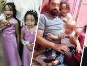 هنموت يا ماما.. أول صور للطفلتين ضحية الأم فى شبرا