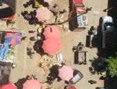 أهالى شارع مكه بأبو قرقاص المنيا يناشدون نقل سوق الخضار لخارج الكتلة السكنية