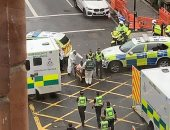 مصدر أمنى اسكتلندى: لا مؤشر على أن الهجوم بسكين في مدينة جلاسكو عمل إرهابى