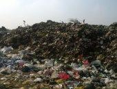 سكان منطقة القطاوى بشبرا الخيمة يشكون انتشار القمامة والأدخنة الملوثة