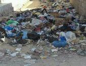 سيبها علينا.. شكوى من انتشار القمامة بقرية نجع عبدالرواف بالإسكندرية