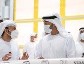 محمد بن زايد: خطط الاستثمار بالمجال الصناعي في صلب رؤية الإمارات المستقبلية