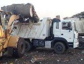 سكرتير عام محافظة الشرقية: رفع 3780 م3 قمامة من مدينة الزقازيق