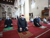حصاد الوزارات..وزير الأوقاف: غلق المساجد بعد الصلاة بـ10 دقائق خلال شهر رمضان