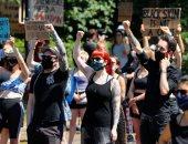 استمرار الاحتجاجات ضد العنصرية بعواصم العالم.. أمريكا مستمرة وألمانيا وإسبانيا تدعمان