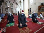 """وداعا """"ألا صلوا فى بيوتكم ظهرا"""".. المساجد تؤذن آخر أذان نوازل لصلاة الجمعة"""