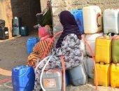 قارئ يشكو انقطاع المياه فى شارع رواش الطويل بأرض اللواء محافظة الجيزة
