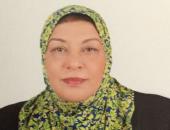 """فاطمة سيد عضو """"الوطنية للصحافة"""" ترفض فكرة دمج المناصب بالمؤسسات القومية"""