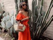 الفساتين الطويلة موضة صيف 2020.. اختاري منها اللى يناسبك
