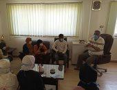توفير أتوبيس لنقل طلاب قرية الشيخ الشاذلى وسكن لهم خلال فترة الامتحانات