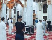 أول أذان وصلاة فجر بمساجد كفر الشيخ بعد تعليقها لمدة 3 أشهر