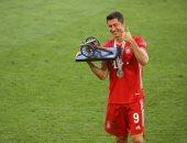 ليفاندوفسكى زعيم الهدافين فى الدوريات الأوروبية الكبرى هذا الموسم
