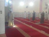 وكيل أوقاف الأقصر يقود جولات على مساجد مدينة إسنا
