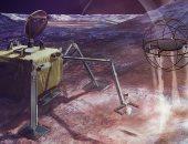وكالة ناسا تخطط لاستخدام روبوتات تعمل بالبخار لاستكشاف الأقمار الجليدية