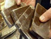 الداخلية تضبط 220 طربة حشيش بقيمة 1.5 مليون جنيه بالشرقية