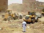 إدارة حماية نهر النيل بالأقصر تنجح فى تنفيذ 19 قرار إزالة.. صور