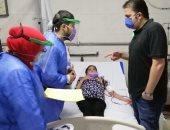 صحة الدقهلية : تقديم خدمة الغسيل الكلوى لأطفال مستشفى المنصوره