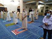 الأوقاف: تعقيم ونظافة المساجد عقب الصلوات.. ونثق فى وعى المصلين.. صور