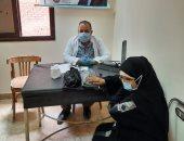صور.. تقديم الخدمة الطبية لأكثر من 2100 مواطن بالشرقية بمبادرة 100مليون صحة