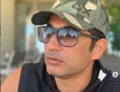 أحدث صورة لـ عمرو سعد .. صباح السعادة والاستعداد
