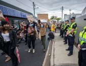 """مظاهرات حاشدة فى أستراليا لإطلاق سراح """"طالبى اللجوء"""" المحتجزين منذ سبع سنوات"""