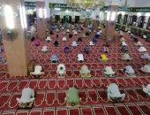 الأوقاف: المصلون التزموا بضوابط وإجراءات الوقاية فى اليوم الثالث لفتح المساجد