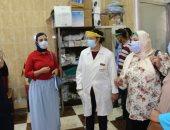 لجنة متابعة مستشفيات المنوفية توصى بتوفير أرصدة كافية من الأدوية