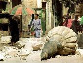 """بعد زلزال """"العمق الأكبر"""".. هذه خسائر مصر التراثية والثقافية من زلزال 1992"""