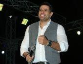 محمد نور ينتهى من تصوير أغنية باللهجة الخليجية على طريقة الفيديو كليب