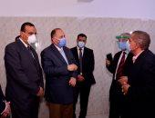 محافظ أسيوط يفتتح مستشفى عزل منفلوط بطاقة 45 سريرا