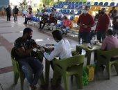 مركز شباب الجزيرة يجري تحاليل طبية للعاملين قبل فتح أبوابه للأعضاء