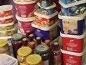 تجديد حبس صاحب شركة بحوزته 5 أطنان مواد غذائية فاسدة في السيدة زينب