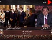 زاهي حواس: حجوزات سياحية كثيرة جدًا لمصر فى أكتوبر المقبل
