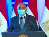 وزير الرى: نستهدف تحلية 7 مليار متر مكعب مياه بحلول 2050