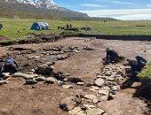 شاهد..  اكتشاف أقدم مستوطنة فايكنج فى أيسلندا.. اعرف التفاصيل