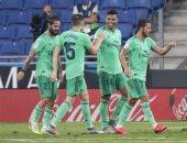 ترتيب الدوري الإسباني.. ريال مدريد يعتلى الصدارة