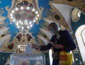 موسكو تصوت فى الاستفتاء على بقاء بوتين فى السلطة حتى 2036