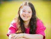 بطلة إعلان جوتشى.. تعرف على إيلى جولدشتاين أول موديل من أصحاب متلازمة داون