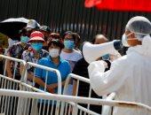 الصين تسجل 45 إصابة جديدة بكورونا فى البر الرئيسى