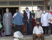 صحة بنى سويف: تعافى 20 مصابا بكورونا وخروجهم من مستشفى ناصر العام