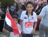 """صورتك فى ثورة يونيو.. """"زياد"""" و""""إيهاب"""" من المنصورة شاركا فى بناء مصر الجديدة"""