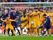 التشكيل المتوقع لمباراة برشلونة ضد أتلتيكو مدريد فى الدورى الإسبانى