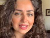 """تحيا مصر وأفتخر إنى مصرية.. هبة مجدى تحتفل بذكرى ثورة 30 يونيو """"فيديو وصور"""""""